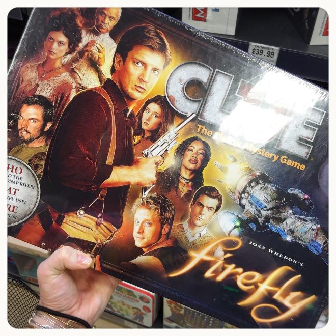 Joss Weedon's Firefly meets CLUE