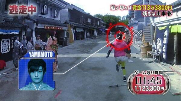 Yamamoto Target
