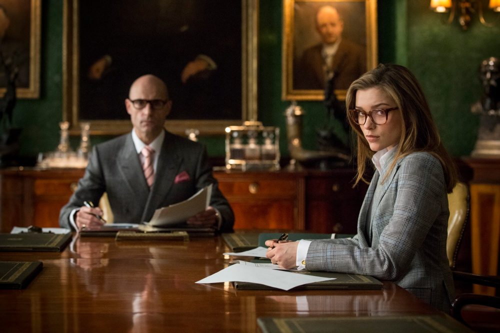 Gh Sophie Cookson: Plainclothes Kingsman Cosplay At Work