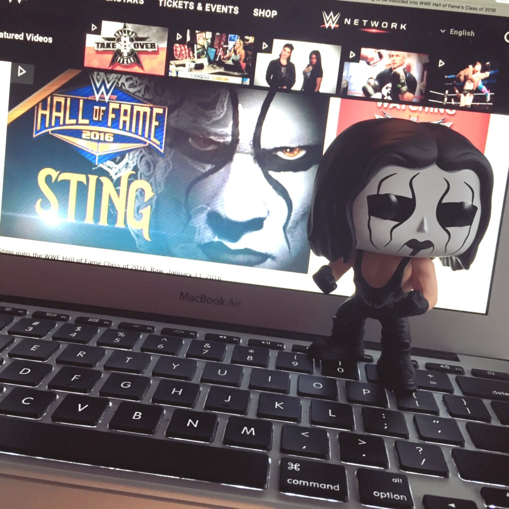 POP HOF STING
